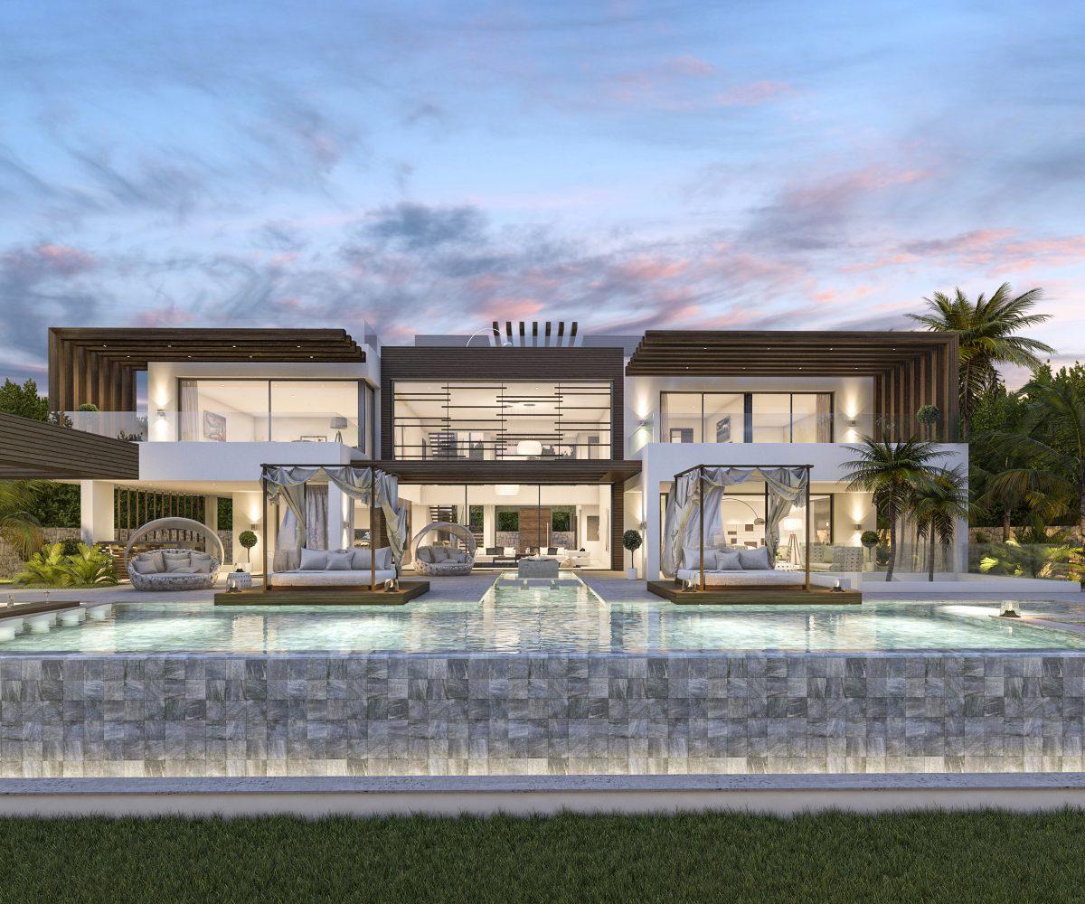 Villa Azar Nagueles Bynok Marbella Real Estate New